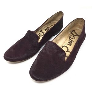 Sam Edelman Alvin Calf Hair Smoking Slipper 8